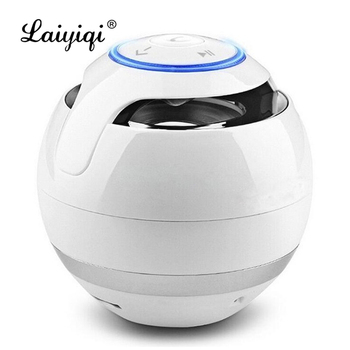 Laiyiqi Fashion popular Bluetooth Wireless Speakers altavoz ultra mini portable mp3 music bocinas Column alto falante ur3 mon image
