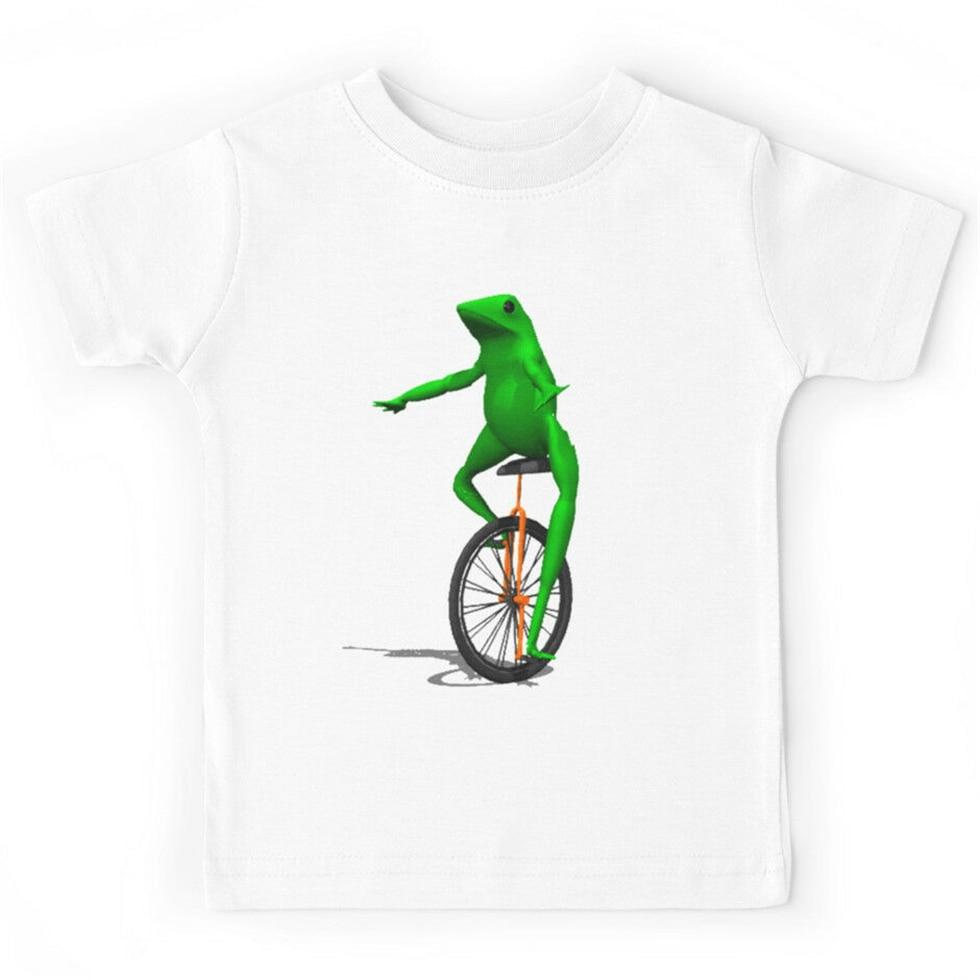 Dat Boi Youth Kid/'s White Tees Shirt Clothing