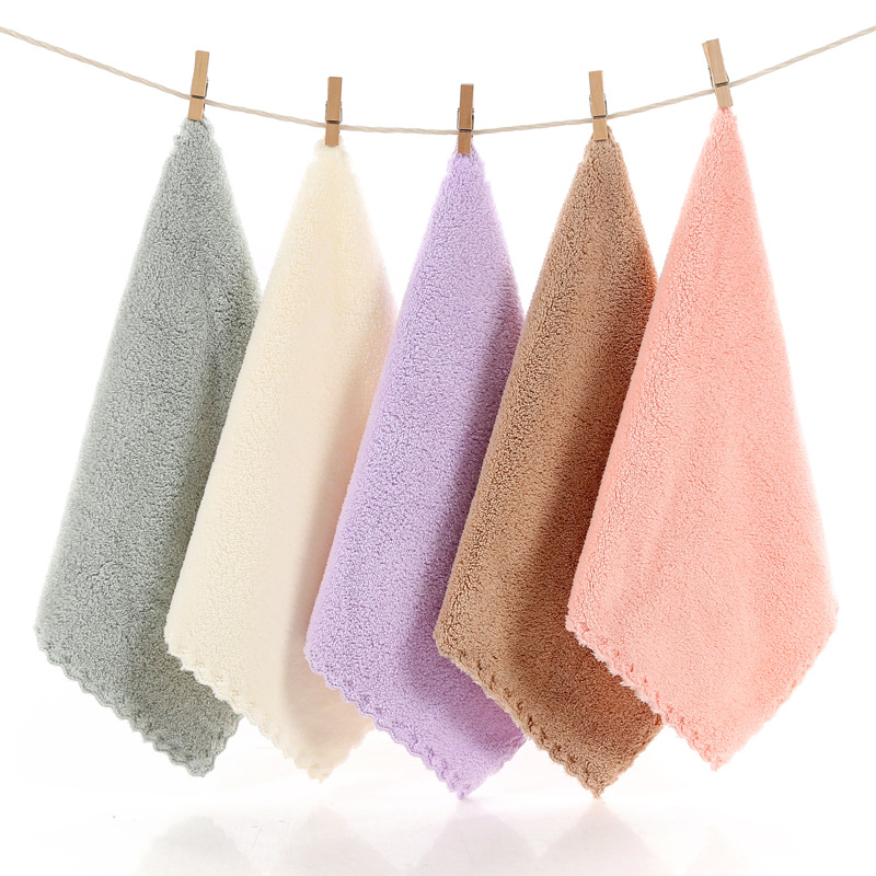 Newborn Baby Handkerchief Square Baby Face Hand Bathing Towel 26x26cm Muslin Cotton Infant Face Towel Wipe Cloth