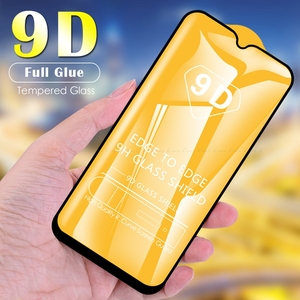 9D Tempered Glass For Realme X3 Super Zoom 6S C3 6 6i 5i 5 5s XT X2 Pro C2 Screen Protector Full Cover Film(China)