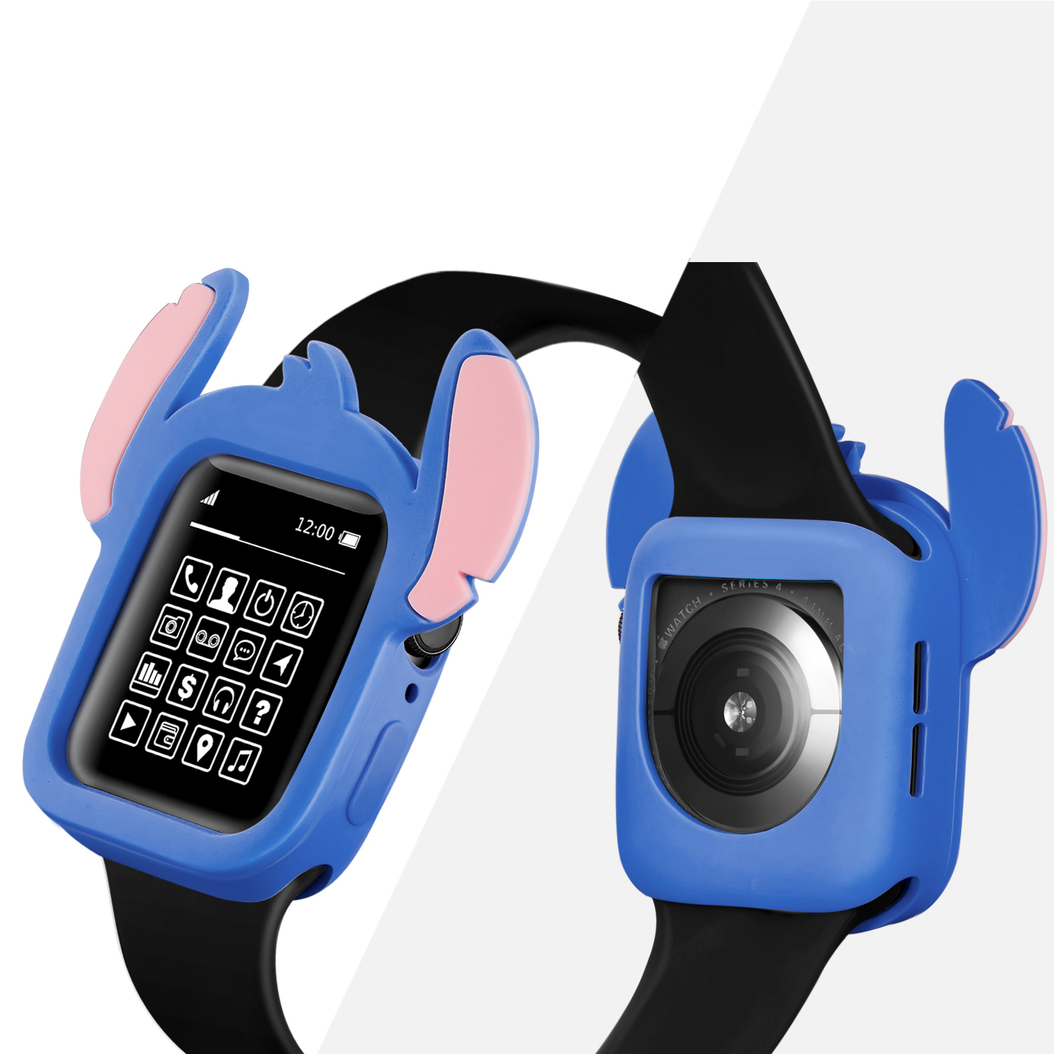 Serilabee Stitch Case for Apple Watch 16