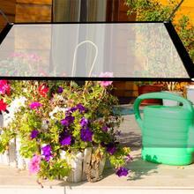 Transparent-Film SHELTER Tarp Temperature-Shade Balcony Antifreeze Visible Rain-Protect