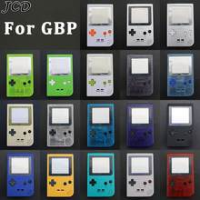 JCD Housing Shell With buttons kit Replacement for GBP Plastic Full Case Cover for Gameboy Pocket Game Console