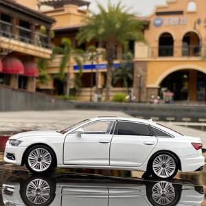 1:32 AUDI A6 литые автомобили и игрушечные автомобили, коллекционная металлическая Игрушечная машина, модель автомобиля, имитация высоких игрушек для детей, подарки|Наземный транспорт|   | АлиЭкспресс