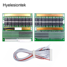 18650 Battery Protection Circuit BMS Balance 13S 3.7V 4.2V 25A 35A 50A 80A 150A Adjustable 8S BMS Lithium Li-ion Module PCB PCM