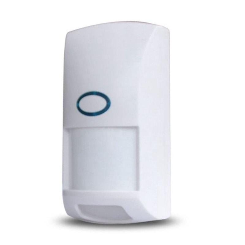 CT60-433 Wireless Anti-pet Detector Infrared Probe Human Body Sensor Pet Immune PIR Detector For Alarm Security System