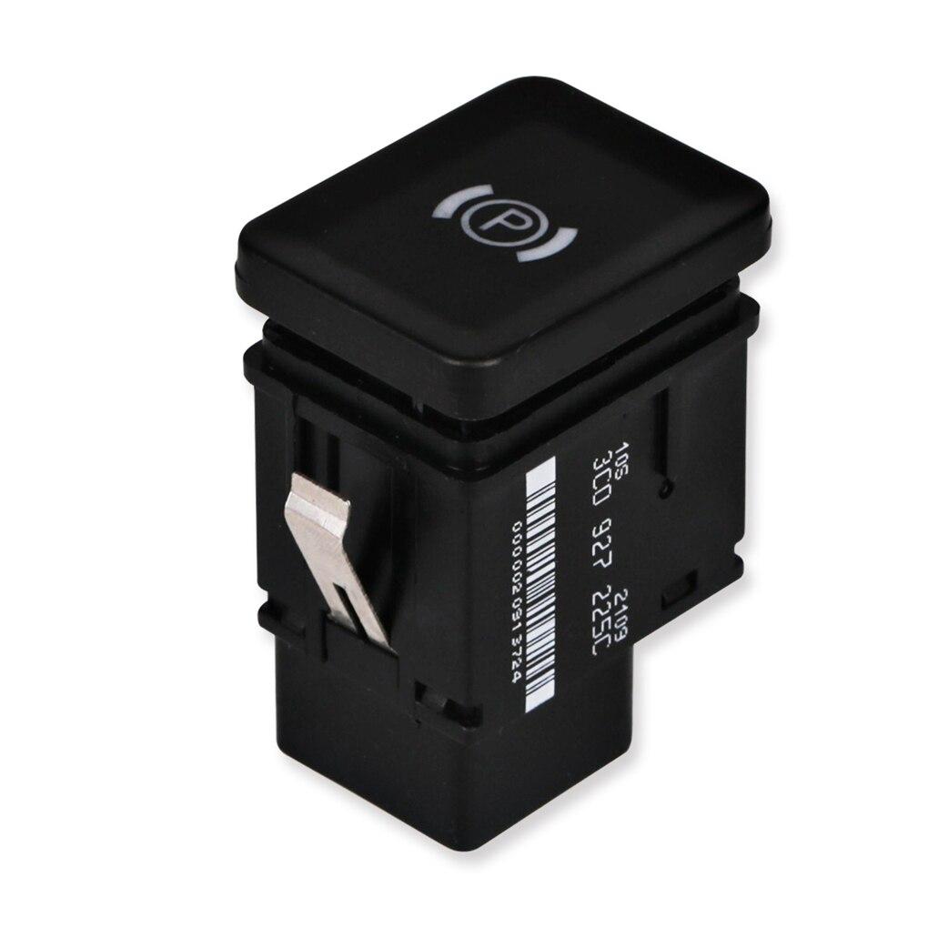 Electronic Parking Handbrake Switch Brake Button Replacement For Passat B6 2006-2009 3C0927225C