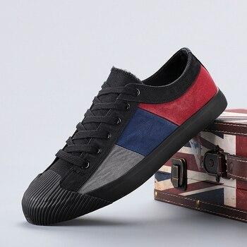 mens designer black loafers