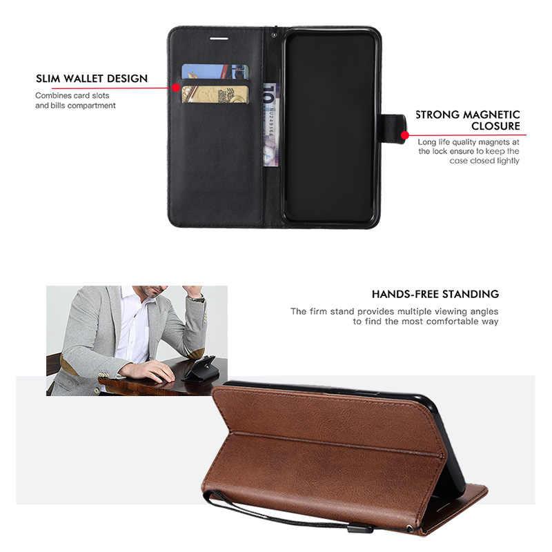 محفظة حقيبة لجهاز LG K4 K7 K8 K10 K11 K12 زائد 2017 2018 K20 K30 K40 K40S 2019 X الطاقة 2 3 ألفا الوجه جراب هاتف من الجلد الاصطناعي كوكه