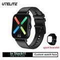 UTELITE DT94 Смарт-часы 1,78 дюймов экран Bluetooth Вызов спортивные часы длительное время ожидания монитор здоровья Smartwatch PK P8plus DTX P9