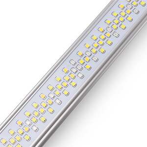 Image 4 - Full Spectrum LED Grow Light 80 วัตต์หลอด LED Phyto โคมไฟ 85V 265V Grow โคมไฟ LED BAR พืช Hydroponic Growth ไฟสีแดง