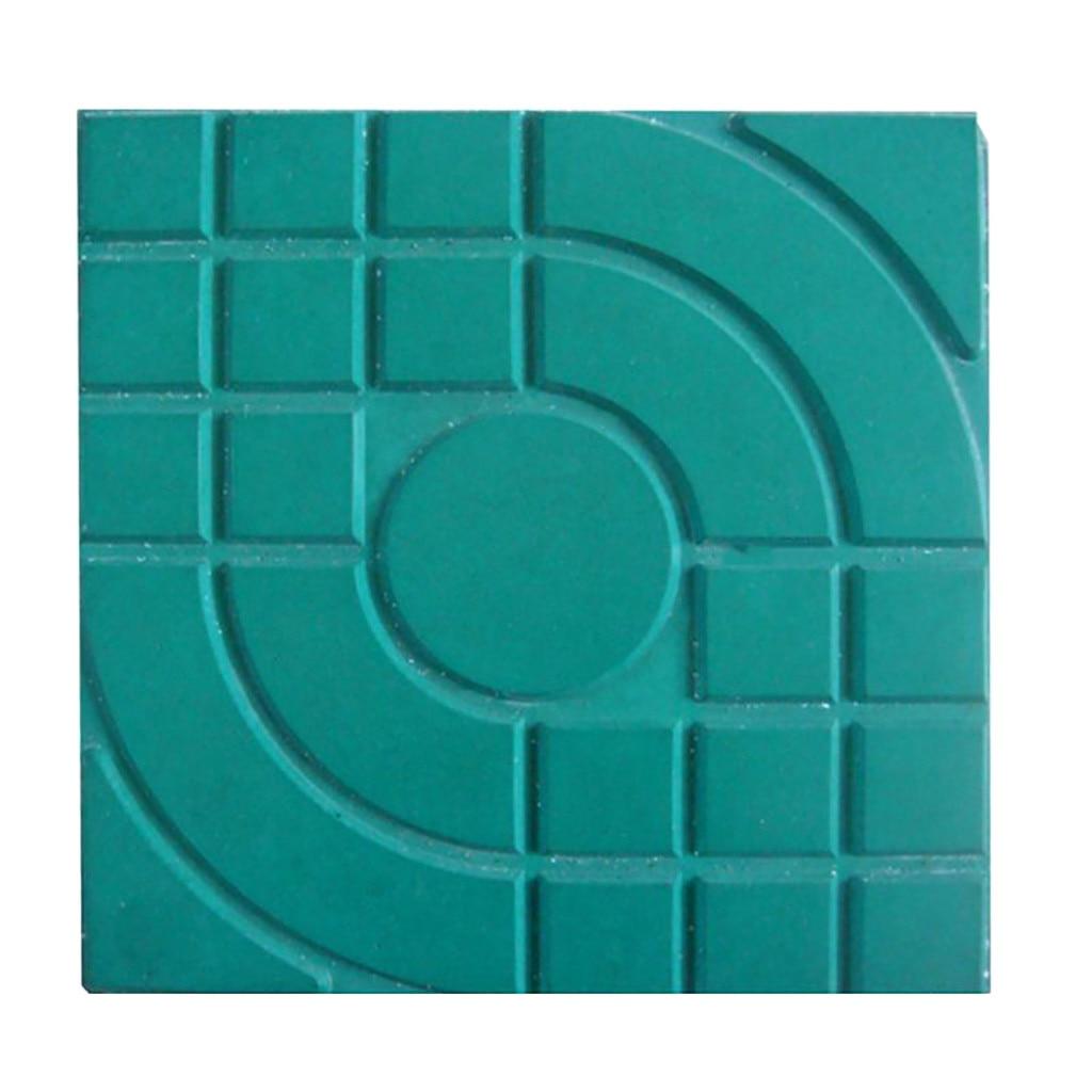 cheapest Premium Quality Driveway Paving Mold Brick Concrete Walkway Paver Walk Maker Plastic Floor Mold Garden Courtyards Patios Walks