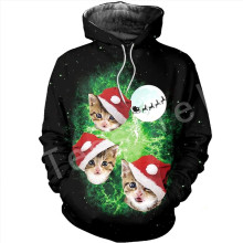 Tessffel Santa Claus Christmas MenWomen HipHop 3Dfull Printed Sweatshirts/Hoodie/shirts/Jacket Casual fit colorful funny Style24