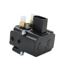 цена на Auto spare parts hydraulic block valve for BMW F02 F01 air ride suspension valve