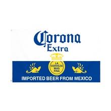90x150cm corona extra flag