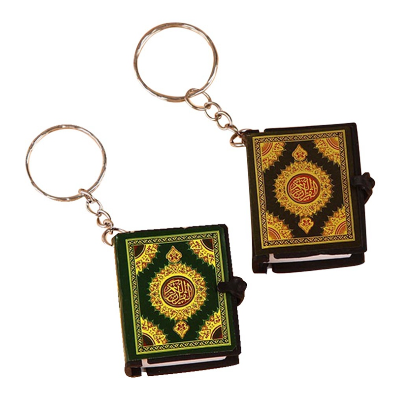 Image 5 - 1  PC Mini Ark Quran Book Real Paper Can Read Arabic The Koran 