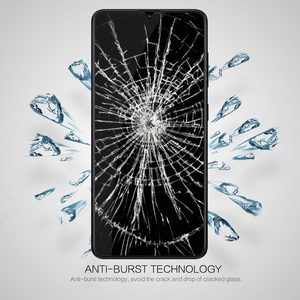 Image 4 - Nillkin CP + פרו מזג זכוכית עבור Samsung Galaxy A41 מגן oleophobic מלא מסך דבק