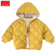 winter autumn Children Jackets Girls Boys Coat Winter Outerwear & Coats Casual Kids Clothes Parkas outerwear overcoat