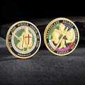Наденьте всю броню Бога, памятные испытания, коллекция монет, подарочные монеты