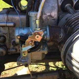 Image 5 - ZSDTRP PZ30 Vergaser + Kabel + Griffe Für Keihin Motorrad PZ30 Vergaser 175CC/200CC/250CC Hand/Kabel VM26 Vergaser 3 stücke