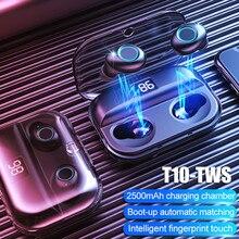 Bluetooth V5.0 Earphones TWS Wireless Bluetooth Earphone 8D Stereo Wir