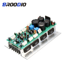 купить SanKen 1494/3858 High Power HIFI Audio Amplifier Board Dual Channel 450W+450W Stereo Amp Mono 800W Amplifier Board For Sound DIY дешево