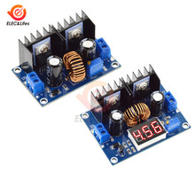 Max 8A 200W DC-DC Step Down Buck Converter XL4016 LED Voltmeter PWM Einstellbar 4-36V Zu 1,25 -36V step-down Power Supply Module(China)