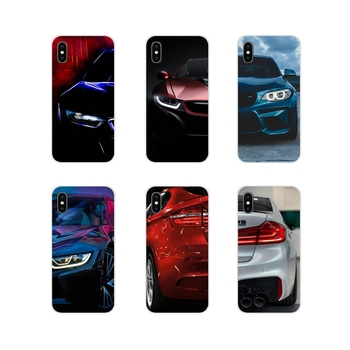 Accessories Phone Cases Covers For Samsung Galaxy J1 J2 J3 J4 J5 J6 J7 J8 Plus 2018 Prime 2015 2016 2017 Blue Red black For BMW image