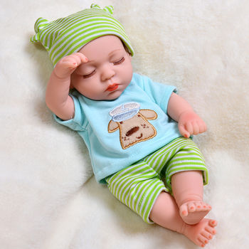 1/6 Reborn Baby Dolls Toys For Girls Full Body Silicone Bebe Reborn Soft New Born Doll Lifelike Babies Cute Lovely Dolls Gifts real looking silicone reborn dolls babies boneca soft toys for children girls lifelike reborn dolls babies with clothes headwear