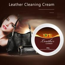 Leather Refurbishing Cleaner Car Seat Sofa Cleaning Cream All-Purpose Repair Tool
