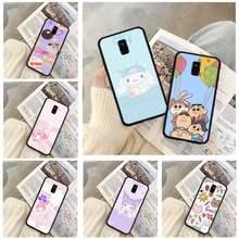 Fotos dos desenhos animados casos de telefone huawei caso para huawei p9 p10 p20 p30 p40 lite por psmart 2019