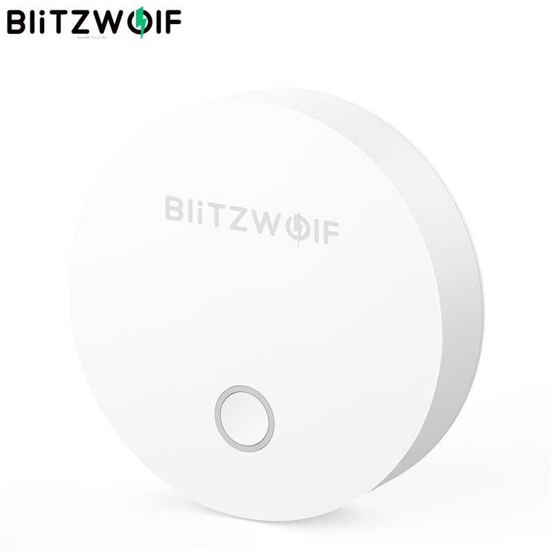 BlitzWolf Wireless ZigBee 3.0 Smart Gateway Security Alarm Host APP Remote Sensor Compatible With BlitzWolf Zigbee Smart Home