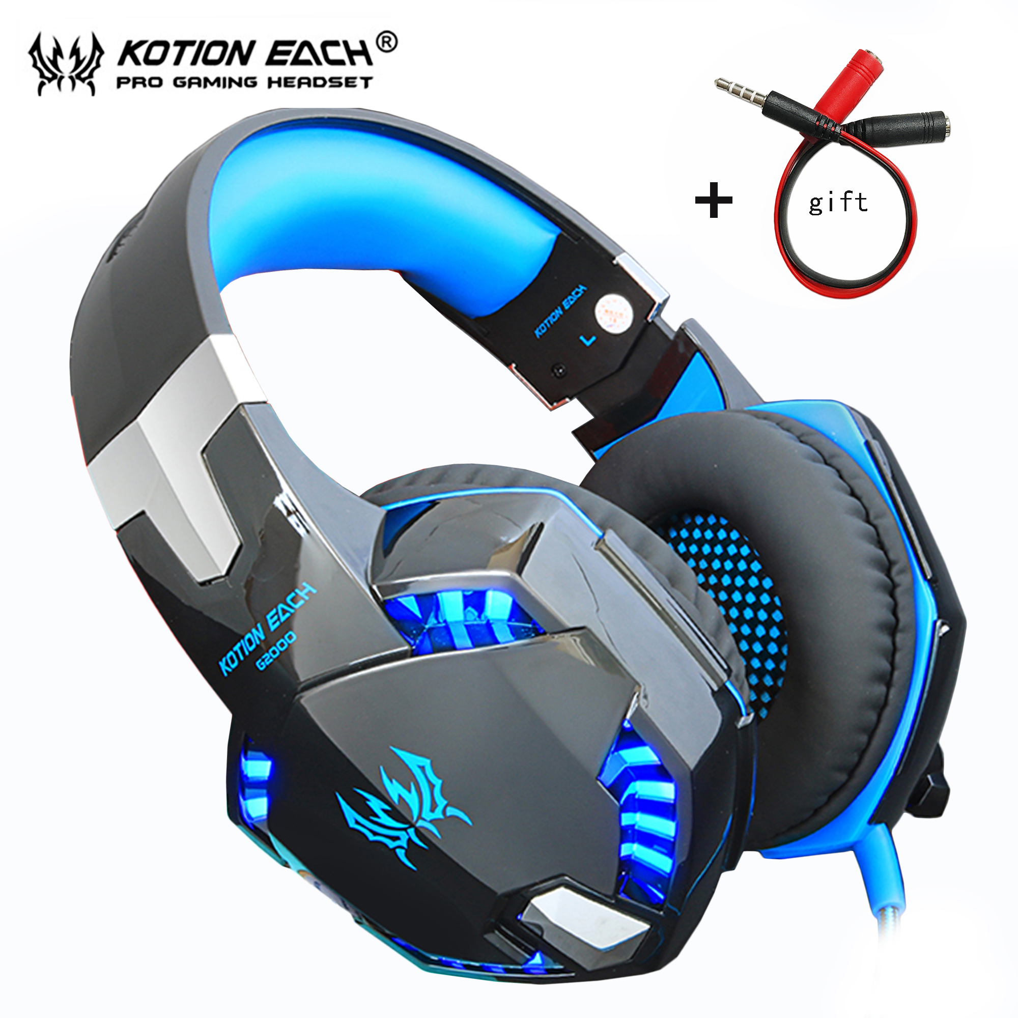 Gaming Headphones Earphones Headset Stereo Bass Pro Gamer For Mobile Phone Ps4 New Xbox Pc Computer Headphone With Microphone Headphone Headset Aliexpress