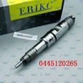 ERIKC 0 445 120 265 CRIN common rail дизель инжектор 0445120265 / 0445 120 265 для WEICHAI 612630090028 и 00986AD1016