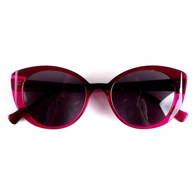 Frauen sonnenbrille paris mode Italien acetat 100% UV schutz