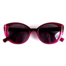 Kadın güneş gözlüğü paris moda İtalya asetat % 100% UV koruma