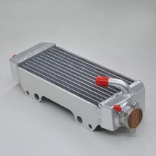 Для SUZUKI RM85 2002-2010 аксессуары для мотоциклов алюминиевый радиатор мотоцикла