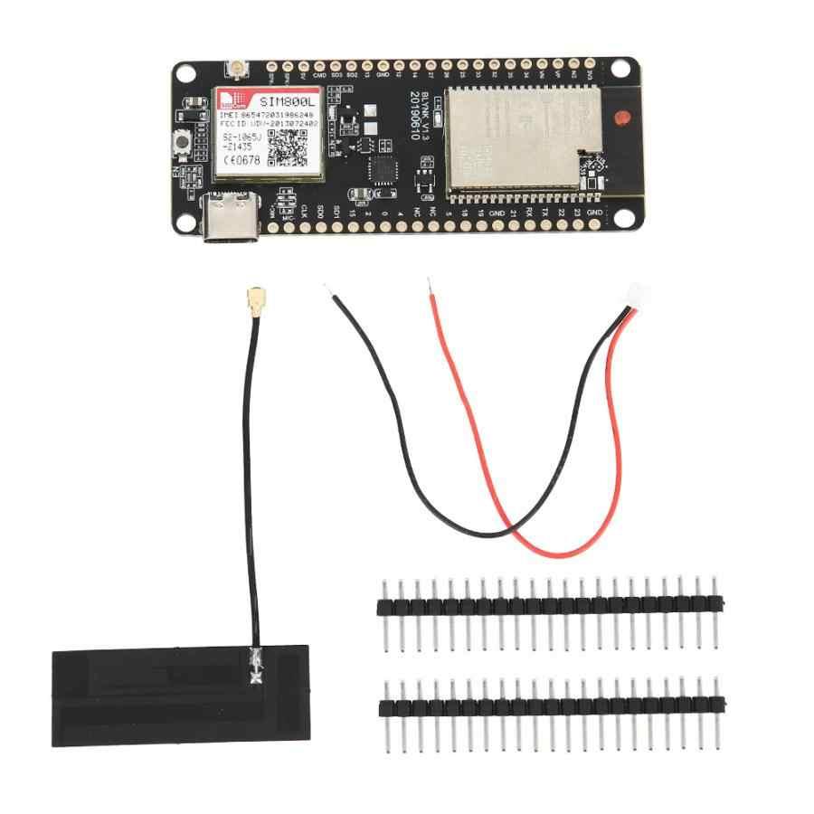 Bluetooth Development Board for TTGO T-Call V1.3 ESP32 Wireless WiFi Bluetooth Communication Module Distance up to 300m
