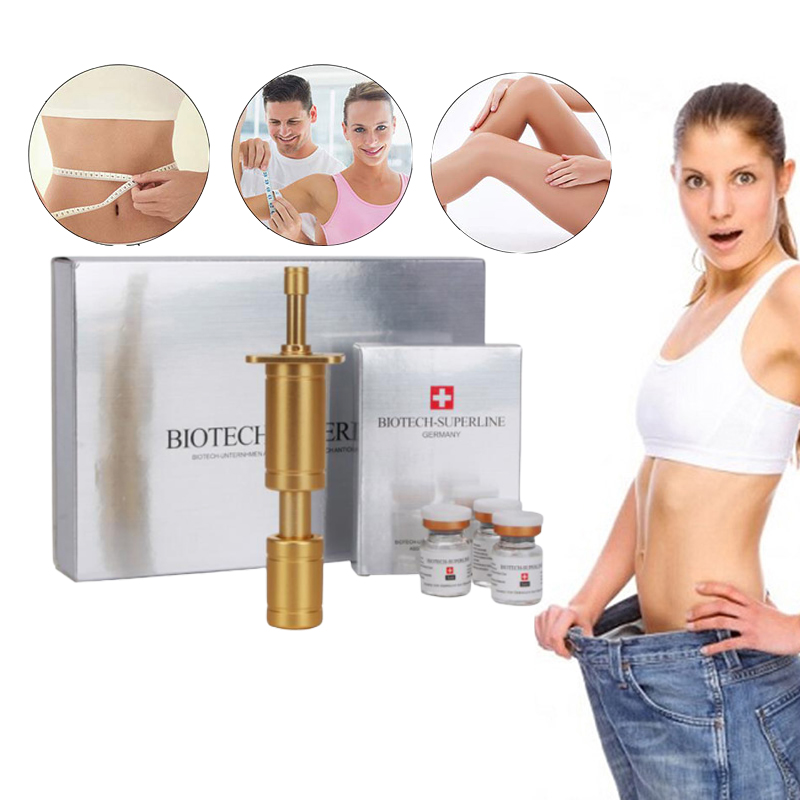 Germany Lipolysis Substance Superline Cold Freeze Shaping Body Weight Loss Anti Cellulite Fat Burner Body Slimming Therapy