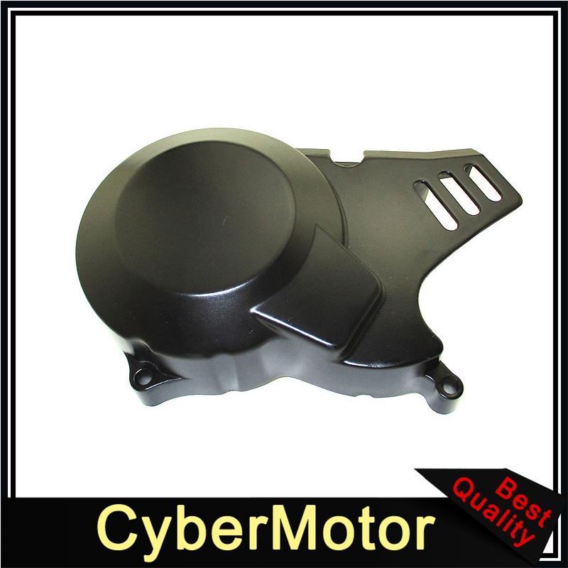 <font><b>Engine</b></font> Stator Cover For <font><b>Lifan</b></font> YX Zongshen 110cc 125cc 140cc 150cc <font><b>160cc</b></font> Pit Dirt Bike Braaap Explorer DHZ SSR Orion Lucky MX image