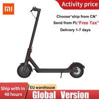 Xiaomi-patinete eléctrico inteligente MIJIA M365 Mi, versión Global, Mini, plegable, con batería de 30km, Control por aplicación MI HOME