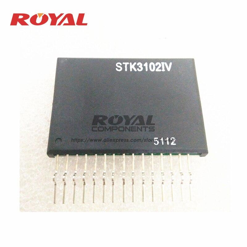 STK3102IV Бесплатная доставка Новый IPM