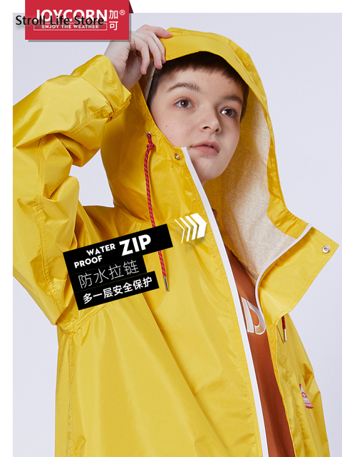 Long Windbreaker Women Raincoat Jackets Outdoor Hiking Yellow Rain Coat Poncho Waterproof Suit Couple Raincoats Impermeable Gift 2