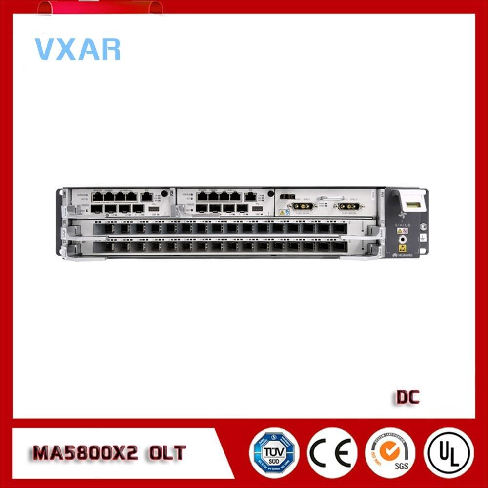 Hua Wei SmartAX MA5800 Series MA5800-X2 GPON/EPON OLT With High Quality