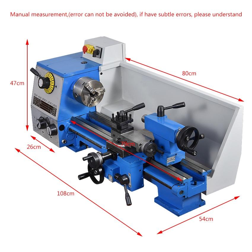 CJM250 asztali fémfeldolgozó gép otthoni kicsi gép általános - Szerszámgépek és tartozékok - Fénykép 3