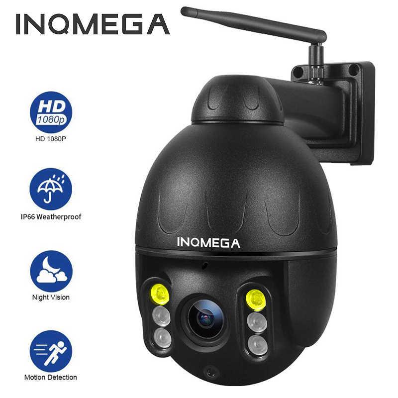 INQMEGA 1080P FHDสมาร์ทกล้องIP Cloudการเฝ้าระวังวิดีโอกล้องWifiกล้องวงจรปิดความปลอดภัยOnvifกลางแจ้งNight Visionกล้อง