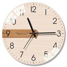 Большие стеклянные настенные часы современные дизайнерские для