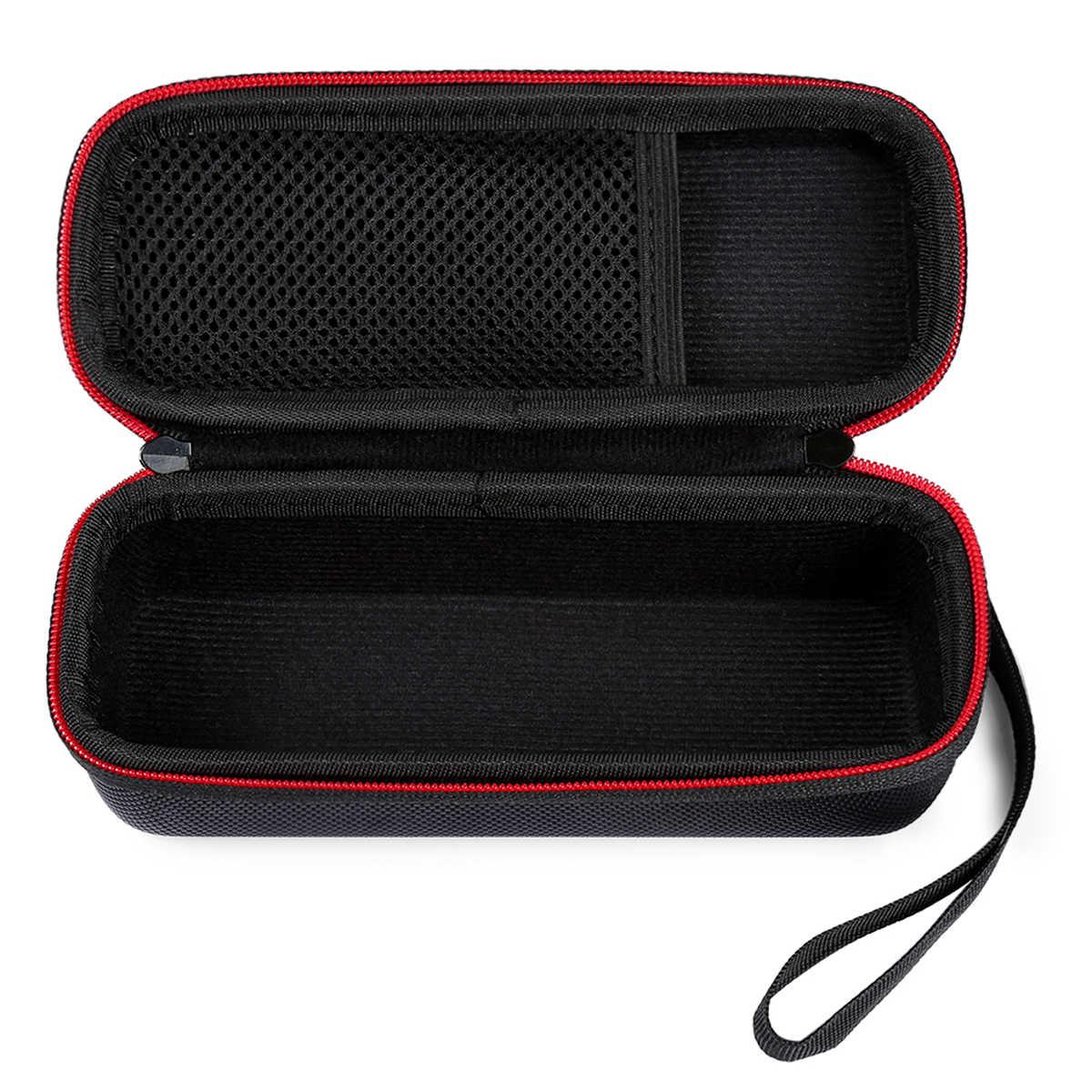 Tragbare Reise Tragen Dual-Fahrer Lautsprecher Sound Fall Box Tasche Lagerung Pouch Für Anker SoundCore 1 Bluetooth Lautsprecher