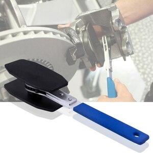 Herramienta estabilizadora de pinza de pistón de trinquete-fácil de usar pistones dobles Quad