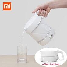 Xiaomi Hl 1000 мл Vouwen водяной кокер ручной мгновенный нагрев Электрический водонагреватель автомобиля Защита от отключения питания проводной Ketel